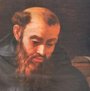 n. 2  1600 Sant'Agostino Dottore della Chiesa. Caravaggio