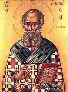 n. 2 Ikone_Athanasius_von_Alexandria