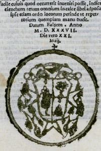 n. 6 Timbro